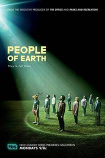 Picture of a TV show: People Of Earth