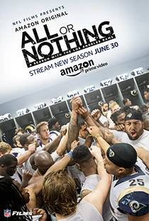 Picture of a TV show: All Or Nothing: A Season With The Los Angeles Rams