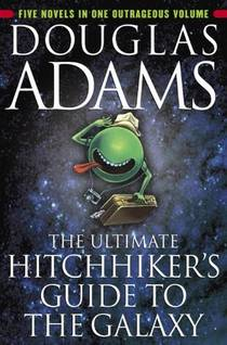 Picture of a book: The Hitchhikers Guide To The Galaxy Live