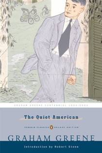 Picture of a book: The Quiet American