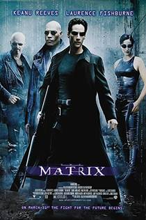 Picture of a movie: Matrix