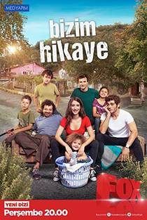 Picture of a TV show: Bizim Hikaye