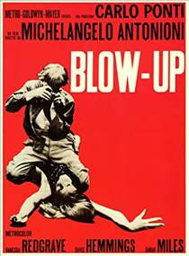 Picture of a movie: Blow-Up