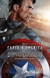 Picture of a movie: Captain America: The First Avenger