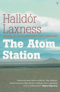 Picture of a book: The Atom Station