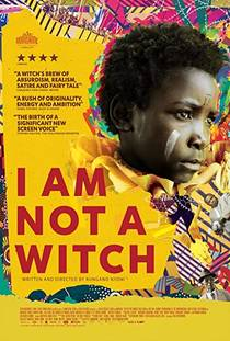 Picture of a movie: I Am Not A Witch