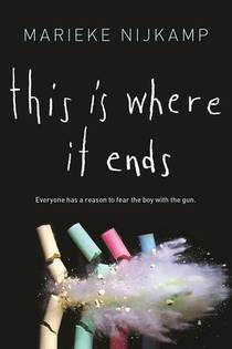 Picture of a book: This Is Where It Ends