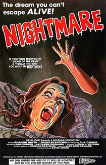 Picture of a movie: Nightmare