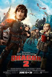 Picture of a movie: How To Train Your Dragon 2