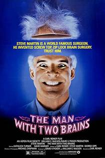 Picture of a movie: The Man With Two Brains