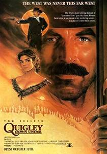 Picture of a movie: Quigley Down Under