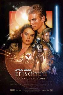 Picture of a movie: Star Wars Episode II: Attack Of The Clones