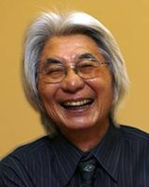 Picture of an author: Ronald Takaki