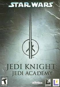Picture of a game: Star Wars Jedi Knight: Jedi Academy