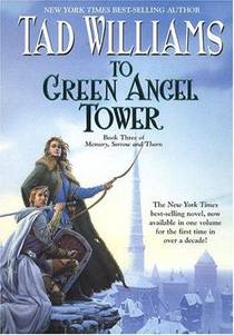 Picture of a book: To Green Angel Tower