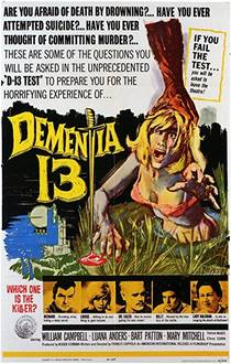 Picture of a movie: Dementia 13