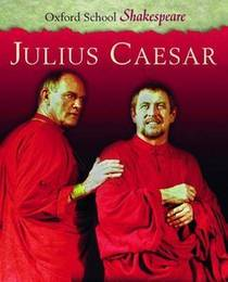 Picture of a book: Julius Caesar