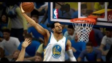 Picture of a game: Nba 2k14