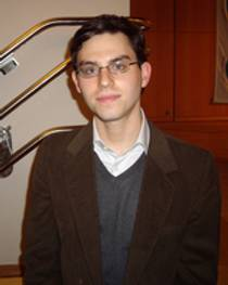 Picture of an author: Joshua Foer