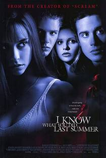 Picture of a movie: I Know What You Did Last Summer
