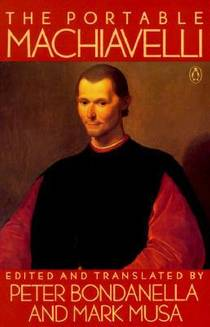 Picture of a book: The Portable Machiavelli