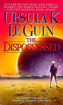 Picture of a book: The Dispossessed