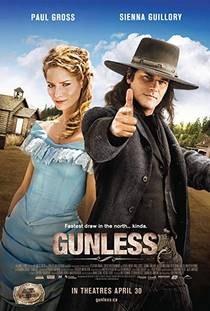 Picture of a movie: Gunless