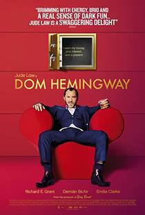 Picture of a movie: Dom Hemingway