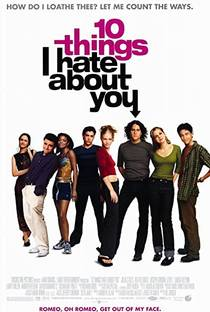 Picture of a movie: 10 Things I Hate About You