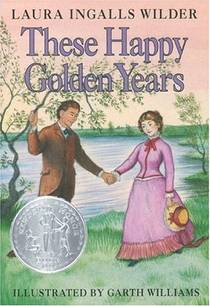 Picture of a book: These Happy Golden Years