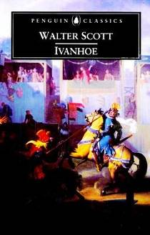 Picture of a book: Ivanhoe