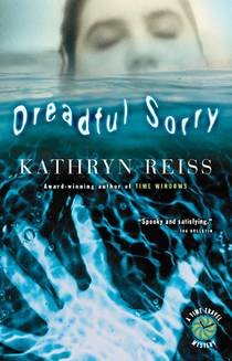Picture of a book: Dreadful Sorry