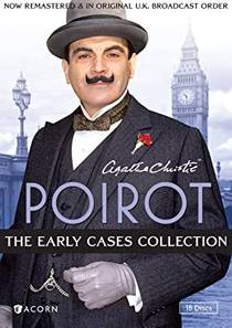 Picture of a TV show: Poirot