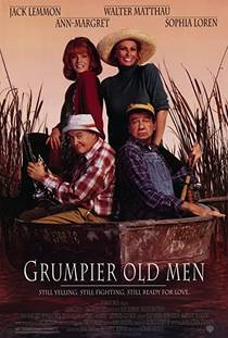 Picture of a movie: Grumpier Old Men
