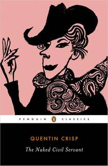 Picture of a book: The Naked Civil Servant