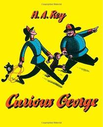 Picture of a book: Curious George