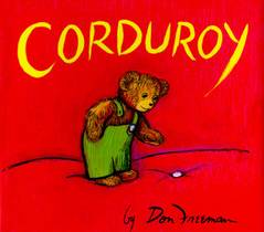 Picture of a book: Corduroy