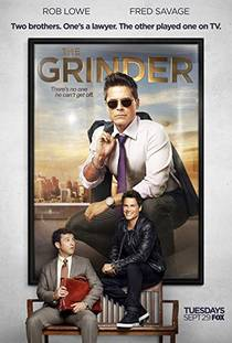 Picture of a TV show: The Grinder