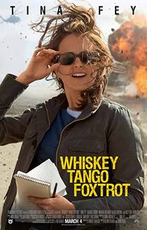 Picture of a movie: Whiskey Tango Foxtrot