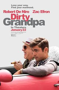 Picture of a movie: Dirty Grandpa