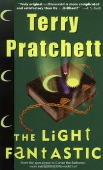 Picture of a book: The Light Fantastic