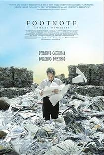 Picture of a movie: Footnote
