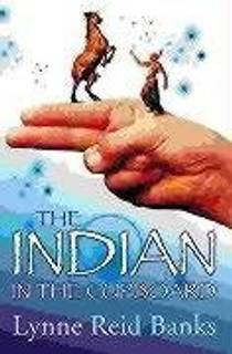 Picture of a book: The Indian In The Cupboard