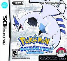Picture of a game: Pokemon Heartgold Version