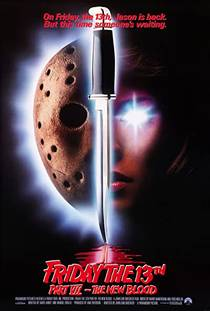 Picture of a movie: Friday The 13th Part VII: The New Blood