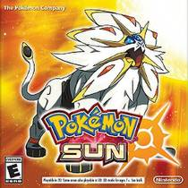 Picture of a game: Pokemon Sun