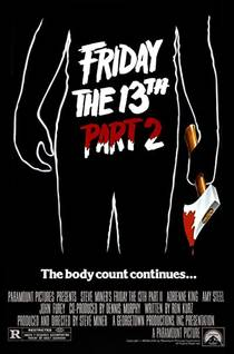 Picture of a movie: Friday The 13th Part 2