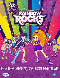 Picture of a movie: My Little Pony: Equestria Girls - Rainbow Rocks