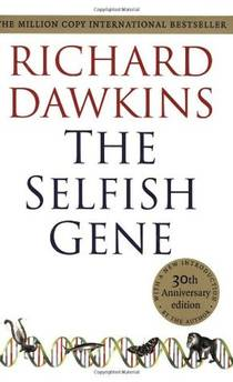 Picture of a book: The Selfish Gene