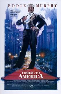 Picture of a movie: Coming To America